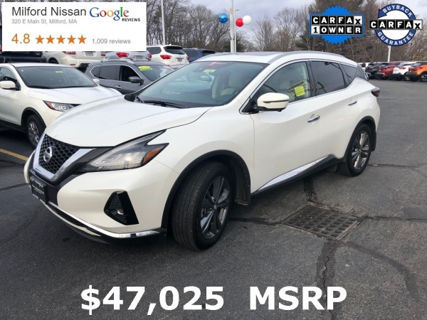2019 Nissan Murano in Milford, MA