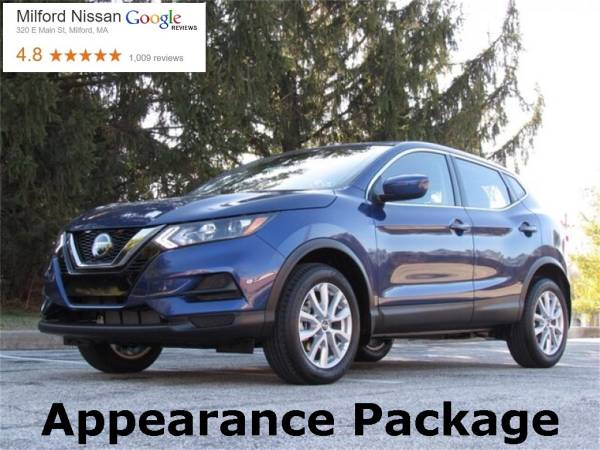 2020 Nissan Rogue Sport in Milford, MA