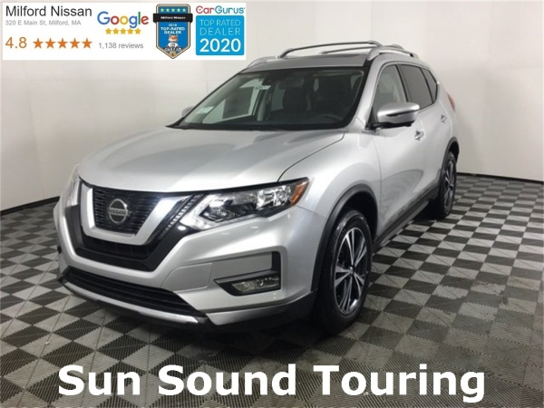 2020 Nissan Rogue in Milford, MA