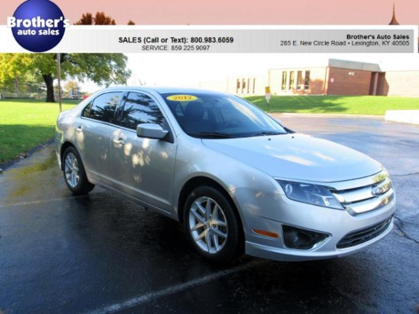 2012 Ford Fusion in Lexington, KY