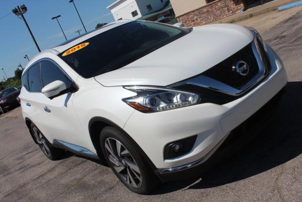 2015 Nissan Murano in Lexington, KY