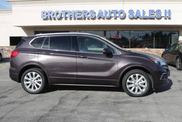 2016 Buick Envision in Lexington, KY