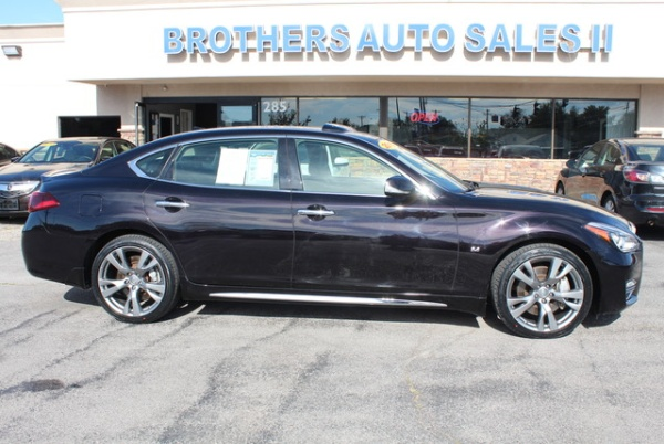 Infiniti Of Suitland >> Used Infiniti Q70l 5.6 for Sale: 11 Cars from $25,313 ...