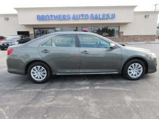 Used 2014 Toyota Camry 2014 LE I4 Automatic For Sale In Lexington, KY