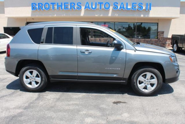 2014 Jeep Compass in Lexington, KY