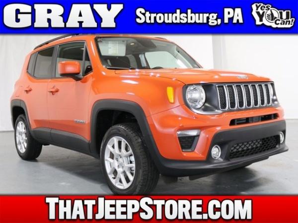 2019 Jeep Renegade in Stroudsburg, PA
