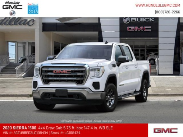 2020 GMC Sierra 1500 in Honolulu, HI