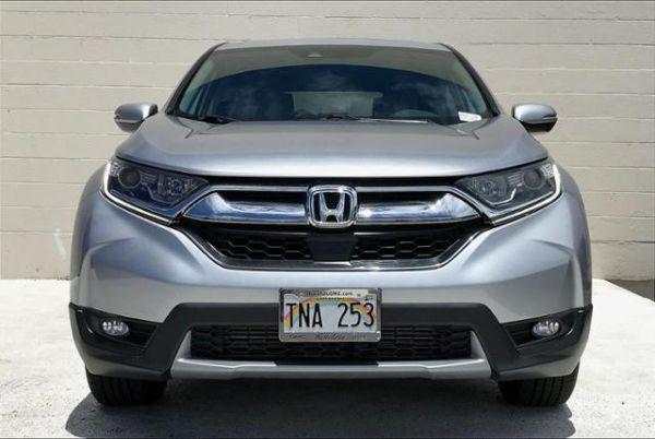2018 Honda CR-V in Honolulu, HI