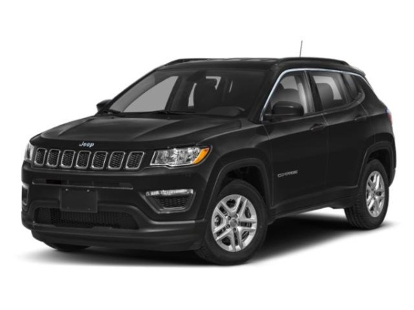 2020 Jeep Compass in Fairbanks, AK