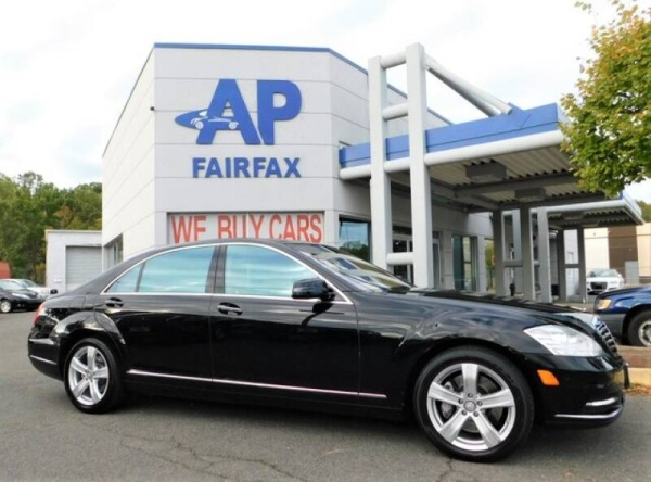 2010 Mercedes-Benz S-Class in Fairfax, VA