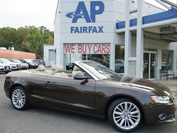 2012 Audi A5 in Fairfax, VA