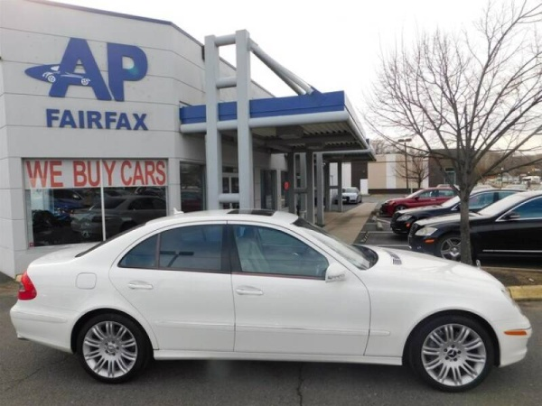 2008 Mercedes-Benz E-Class in Fairfax, VA