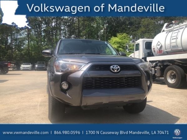 2018 Toyota 4Runner in Mandeville, LA
