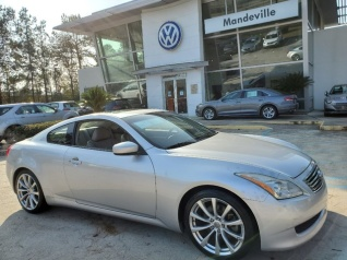 Used Infiniti G G37 Coupes For Sale Truecar