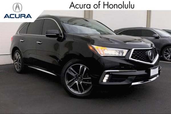 2017 Acura MDX in Honolulu, HI