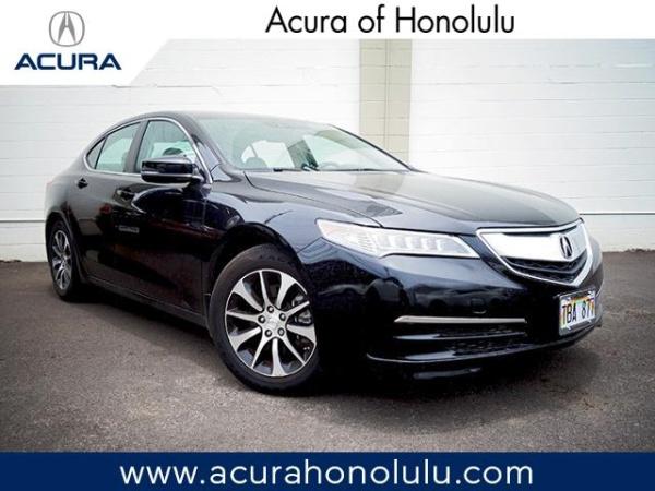 2016 Acura TLX in Honolulu, HI