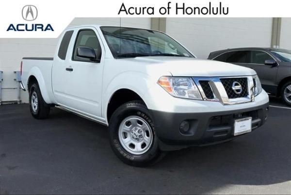 2016 Nissan Frontier in Honolulu, HI