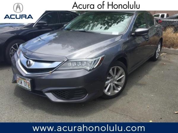 2017 Acura ILX in Honolulu, HI
