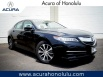 2016 Acura TLX FWD with Technology Package for Sale in Honolulu, HI