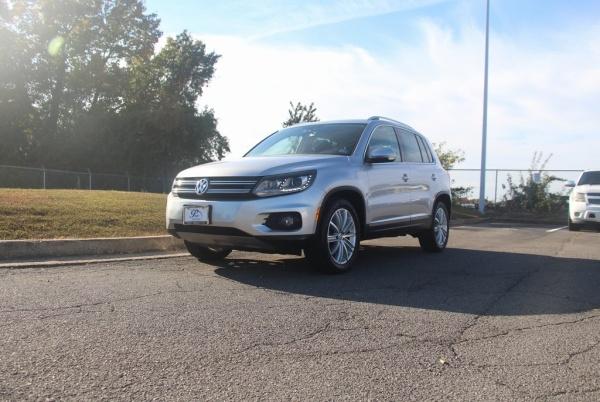 2016 Volkswagen Tiguan in Richmond, VA