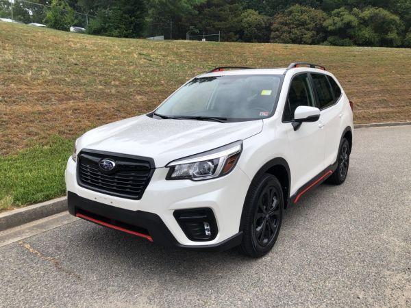 2019 Subaru Forester in Richmond, VA