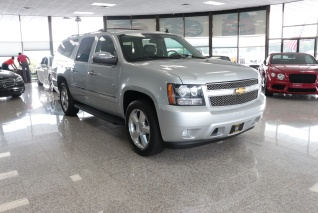 Used Chevy Suburban >> Used Chevrolet Suburbans For Sale Truecar