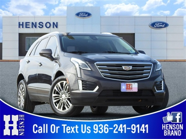 2017 Cadillac XT5 in Madisonville, TX