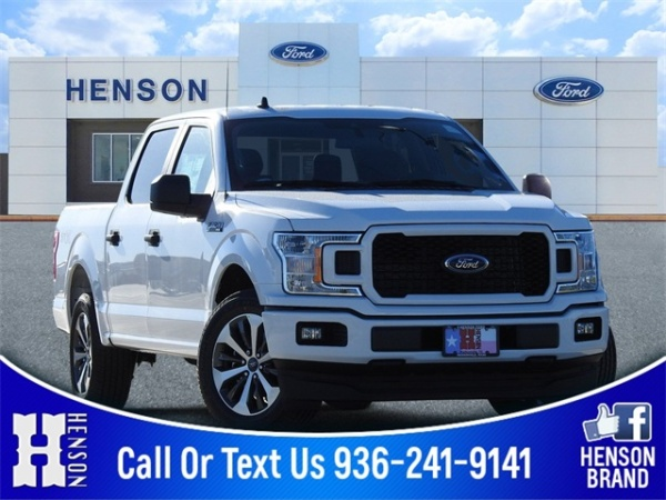 2020 Ford F-150 in Madisonville, TX