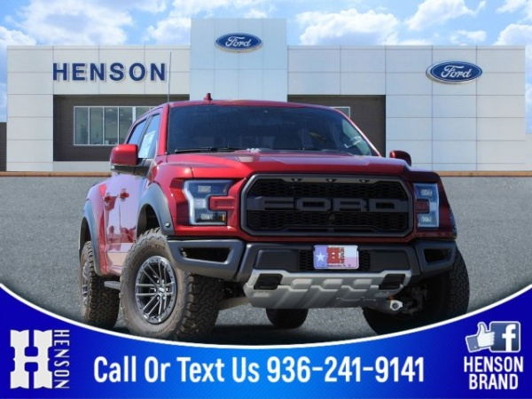 2019 Ford F-150 in Madisonville, TX