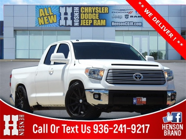 2017 Toyota Tundra in Madisonville, TX