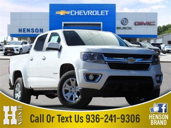 2020 Chevrolet Colorado in Madisonville, TX