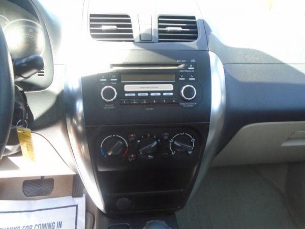 2012 Suzuki SX4 in Oklahoma City, OK