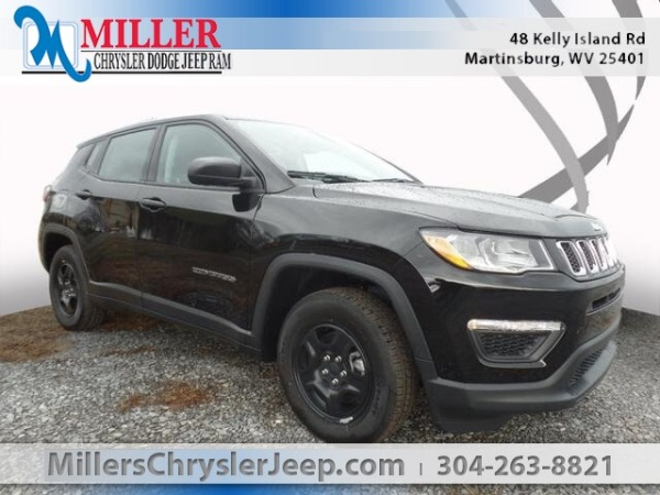 2020 Jeep Compass in Martinsburg, WV