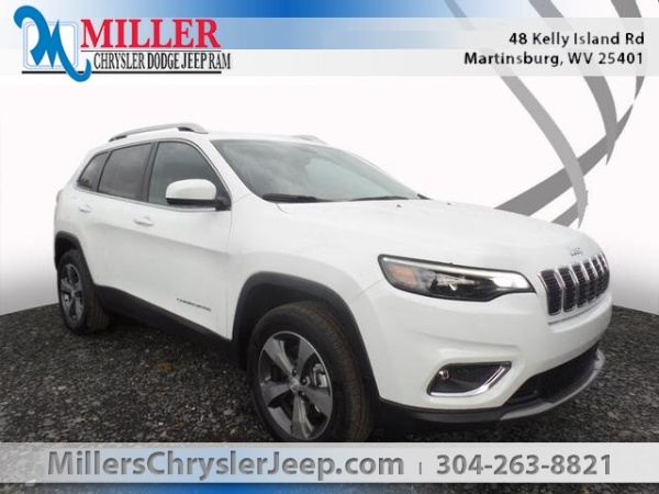 2020 Jeep Cherokee in Martinsburg, WV