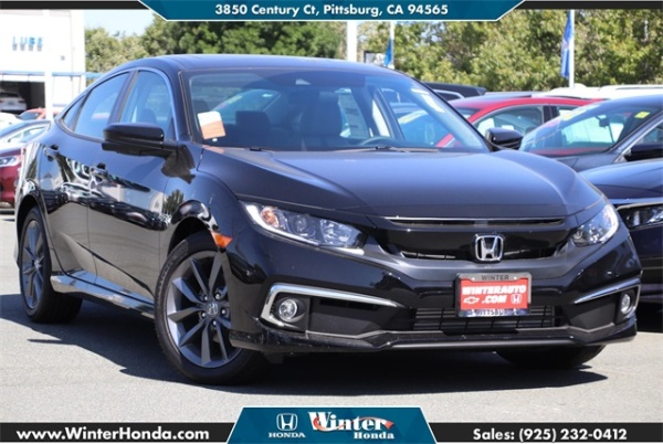 2019 Honda Civic in Pittsburg, CA