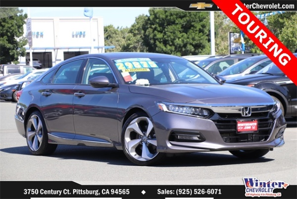 2018 Honda Accord in Pittsburg, CA