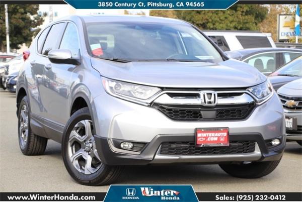 2019 Honda CR-V in Pittsburg, CA