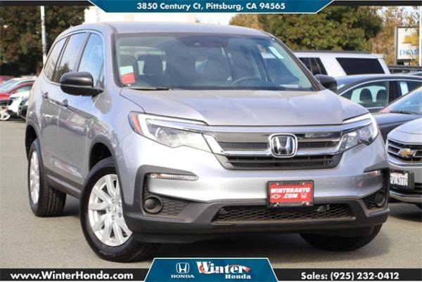 2020 Honda Pilot in Pittsburg, CA