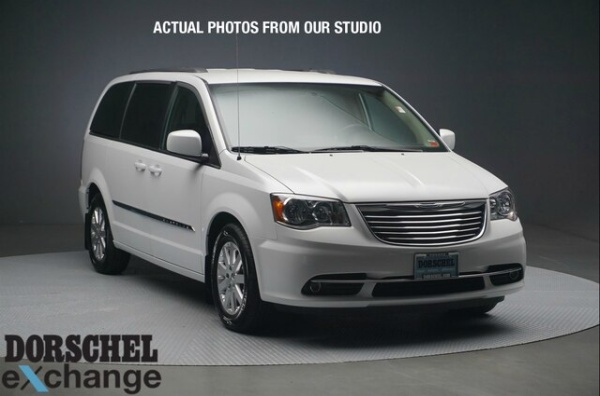 2016 Chrysler Town & Country in Rochester, NY