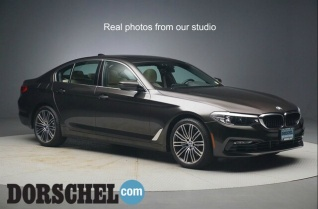 2017 Bmw 5 Series 530i Xdrive Sedan Awd For In Rochester Ny