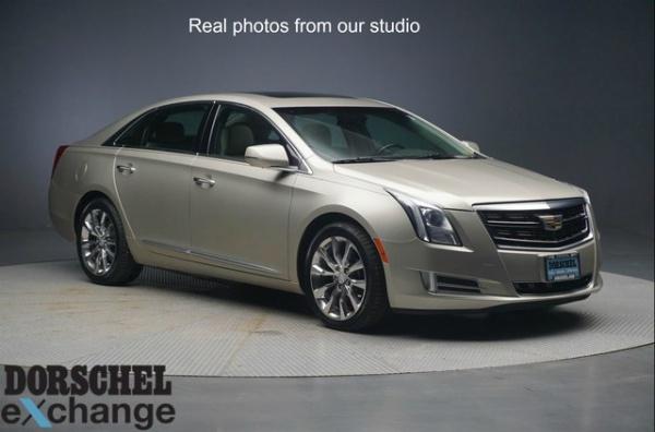 2016 Cadillac XTS Premium Collection