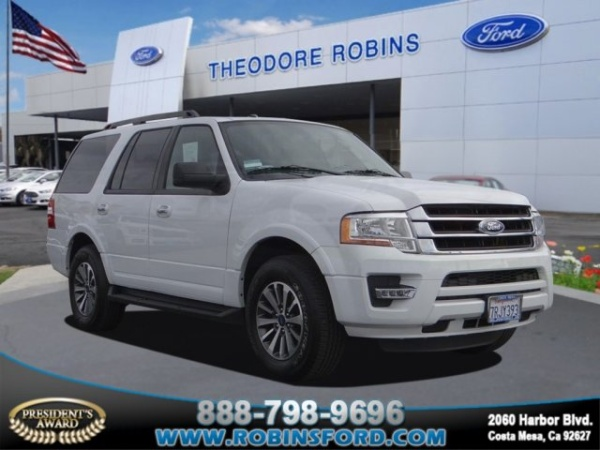 2017 Ford Expedition in Costa Mesa, CA