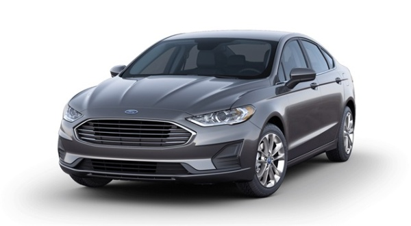 2020 Ford Fusion in Costa Mesa, CA