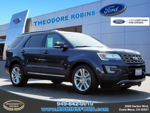 2017 Ford Explorer in Costa Mesa, CA
