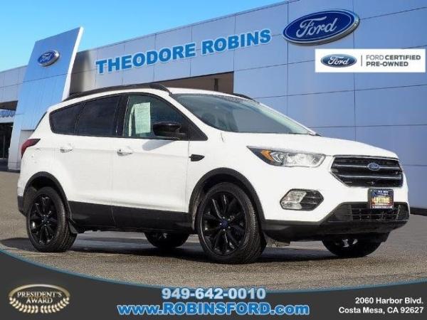 2019 Ford Escape in Costa Mesa, CA