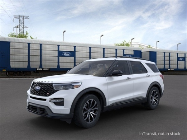 2020 Ford Explorer in Costa Mesa, CA