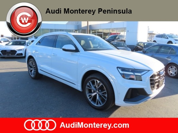 2020 Audi Q8 in Seaside, CA