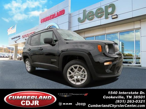 2019 Jeep Renegade in Cookeville, TN