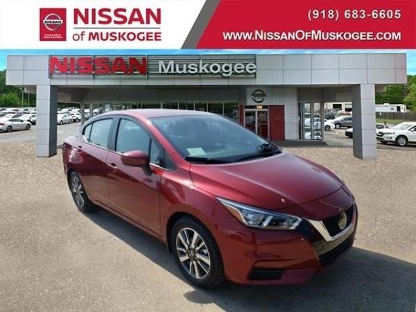 2020 Nissan Versa in Muskogee, OK