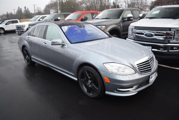 2013 Mercedes-Benz S-Class in East Greenwich, RI